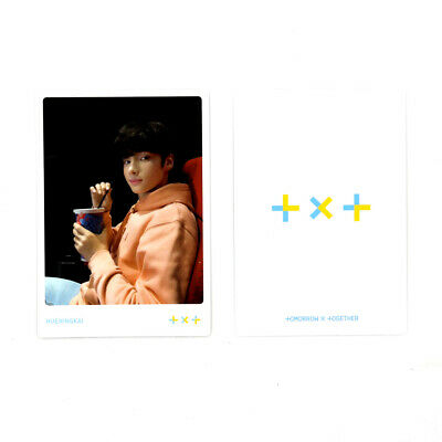 [TXT]The Dream Chapter:STAR/CROWN/Official Photocard/Ver.1 - HUENINGKAI