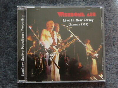 Wishbone Ash Live in New Jersey