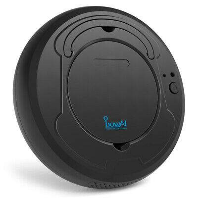 one-click cleaning endurance bowAI Lazy Smart Sweeping Robot USB Charging