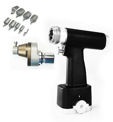 Medical Bone TPLO Saws System For Animal Surgery +9X Saw blade + 2X Battery