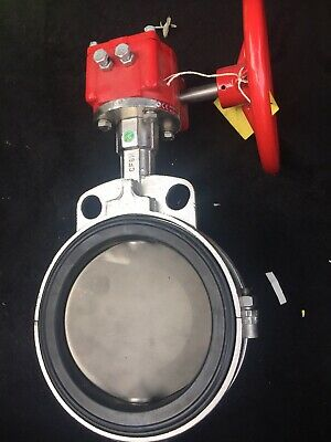Bray Butterfly Valve 04 200 Dn150 Isolation Lugged