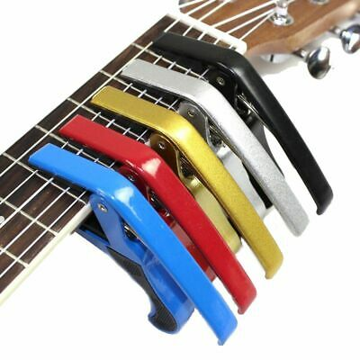 Guitar Capo Tune Quick Change Key Musical Instrument Accessories Clamp Trigger