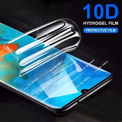 Full Screen Protective TPU Soft Hydrogel Film For Huawei P30 P30 Lite P30 Pro AE