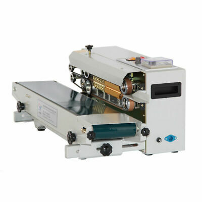 Horizontal Heat Sealer Automatic Plastic Bag Sealing Machine Constant Work FR900