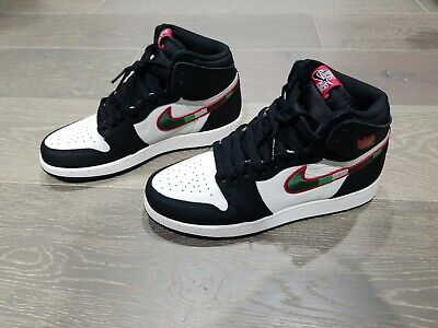 new product c7c39 5316a Air Jordan 1 Retro High OG Sports Illustrated Size 7 big kids