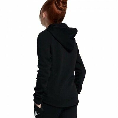 Nike Sportswear Tech Fleece (Girls') Full-Zip Hoodie Size XL (158-170 cm)