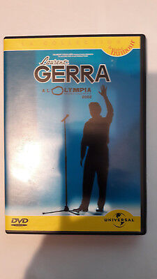 """Spectacle Dvd """"laurent Gerra - A L'olympia"""" (2002)"""