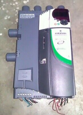 Emerson Mentor DC Drive MP210A4 125 HP 75 KW fully working