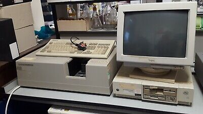 HP 8452A Diode Array Spectrophotometer Spectrometer
