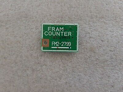 FRAM COUNTER CANON FM2-2799 Carte Compteur FK20350