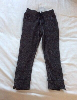 New Next Girl Cotton Trousers 3 yrs
