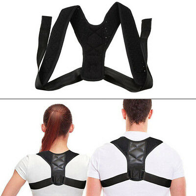 BodyWellness Posture Corrector (Adjustable to All Body Sizes) -- FREE SHIPPING