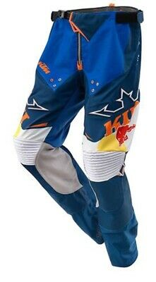 KTM Kini Red Bull Off-Road Motocross Motorcycle MX Trousers New RRP £160.68!!