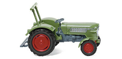 Wiking H0 089904 Fendt Farmer 2 with Rollover bar Safety bar, Epoch Iii.