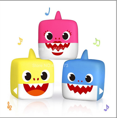 Baby Shark Cartoon Toys Cute Animal Soft Plush Baby Toy Dolls Singing English