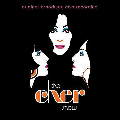 The Cher Show - The Cher Show Original Broadway Cast [CD] Sent Sameday*