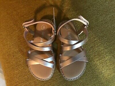 7d8fc31e377a TODDLER GIRLS  CAT   Jack Theresa Gladiator Sandal Tan NWT -  10.00 ...