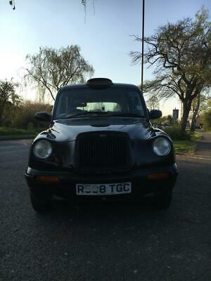 LONDON LTI TX1 BLACK TAXI/CAB 1998 NEW MOT No advisory, one owner from new .