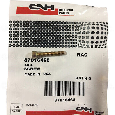 New Holland Screw Part # 87016468