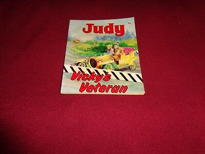 JUDY PICTURE STORY LIBRARY BOOK from very early 1980's: never read!  ex condit!