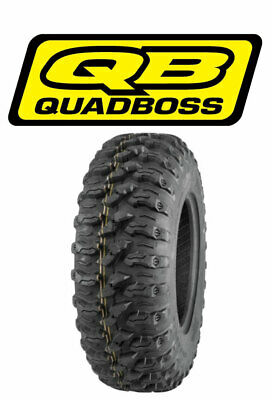 QuadBoss QBT446 Radial Utility Tires 27X9R14