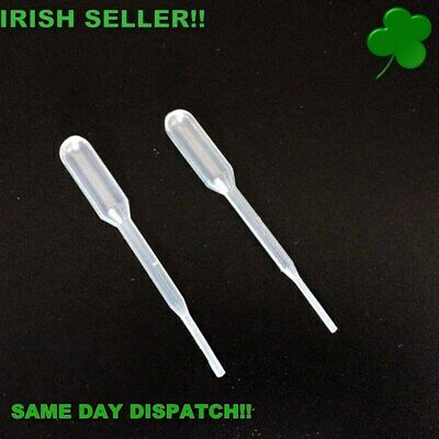 100PCS 0.2ML Graduated Pipettes Disposable