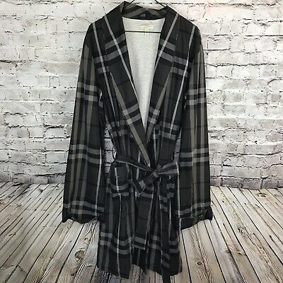 b3b1ea84d28 Men's Unisex Burberry Body Night and Day Knight Robe Size Extra Large XL