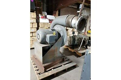 Lincoln Motors SF2P40TS61Y 40 HP Blower on Steel Stand
