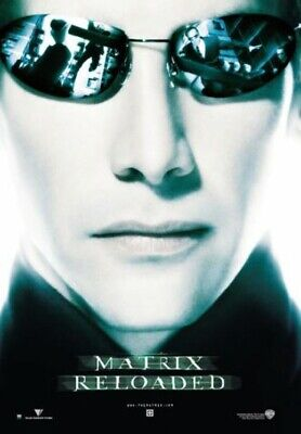 b2010365a Matrix Reloaded Neo, Sunglasses Poster (39x28inches) #4288