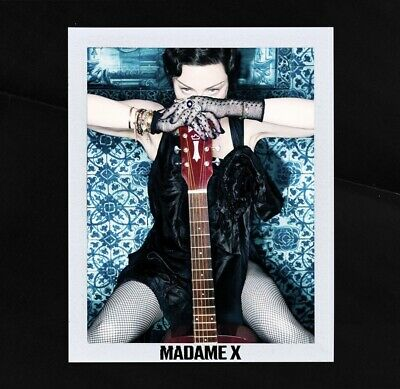 Madonna - Madame X (2 CD, Album, Deluxe Edition, Preorder)