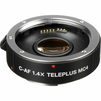 Kenko 1.4x Teleplus MC4 DGX Converter  Canon EOS EF Fit - New UK Stock