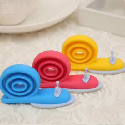 3B1E Windproof Baby Safety Home Security Safeguards Floor Stop Snail Shape Safe