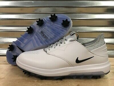 6c84e1abeff8 Nike Air Zoom Direct Golf Shoes White Black Oreo Ice Wide SZ ( 923966-100