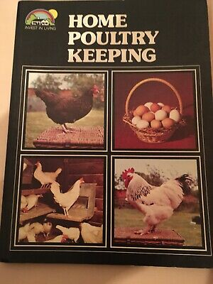 Home Poultry Keeping Book - 1976