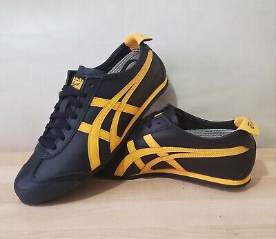 the best attitude 09625 d9a31 MENS ONITSUKA TIGER MEXICO 66 Retro Athletic Shoes D4J2L Leather Classic  asics