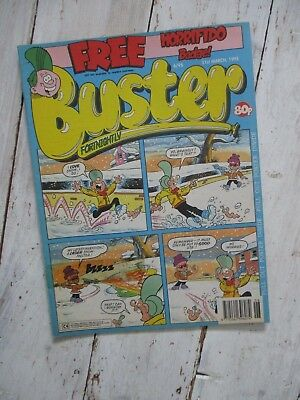 VGC Buster Fortnightly Comic 31st March 1995 6/95