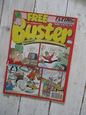 VGC Buster Fortnightly Comic 3rd February 1995 2/95