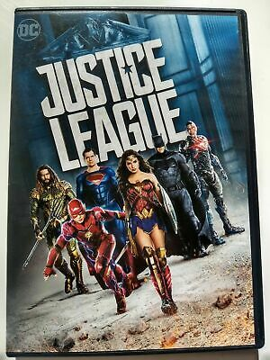 NEW - DC Comics Justice League  DVD Factory Sealed