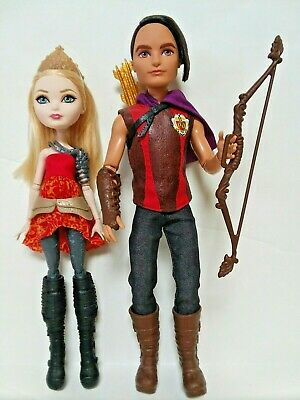 After High Tricastleon Doll with Removable Clothes for Ages 6+ 3-Pack