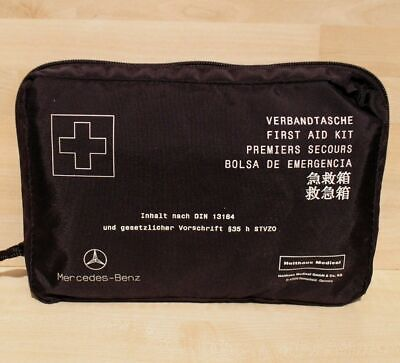 Genuine Mercedes Benz First Aid Kit - Unused - Contents Sealed