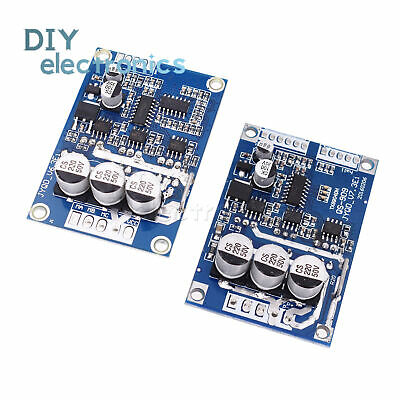 PWM DC 12V-36V 500W Brushless Motor Speed Controller Switch Driver Board US