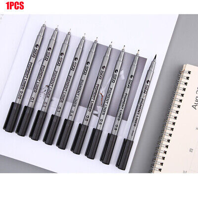 STA Waterproof Fade Proof PenTip Fine Liner Sketch Water Marker Pen New