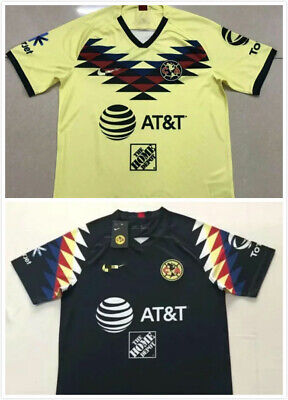 online store 68c5e f06f6 New 2018-2019 Club America Away Man soccer Jersey Short ...