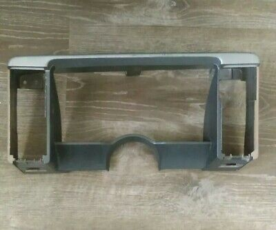 1987-94 gmc jimmy chevy s10 blazer olds bravada gauge cluster dash trim  housing