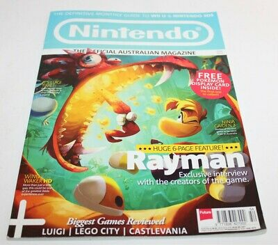 The Official Nintendo Magazine Australia / New Zealand Issue No.54