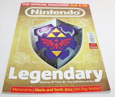 The Official Nintendo Magazine Australia / New Zealand Issue No.32 2011