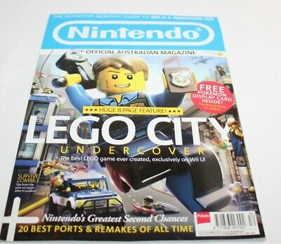 The Official Nintendo Magazine Australia / New Zealand Issue No.52
