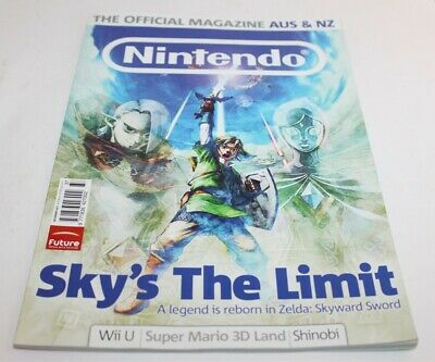 The Official Nintendo Magazine Australia / New Zealand Issue No.37 2011