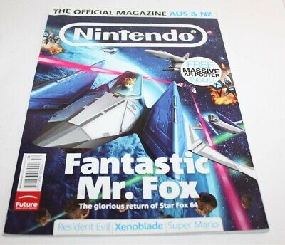 The Official Nintendo Magazine Australia / New Zealand Issue No.34 2011