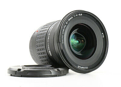 Olympus Zuiko Digital ED 9-18 mm 4.0-5.6 FT + TOP (224995)